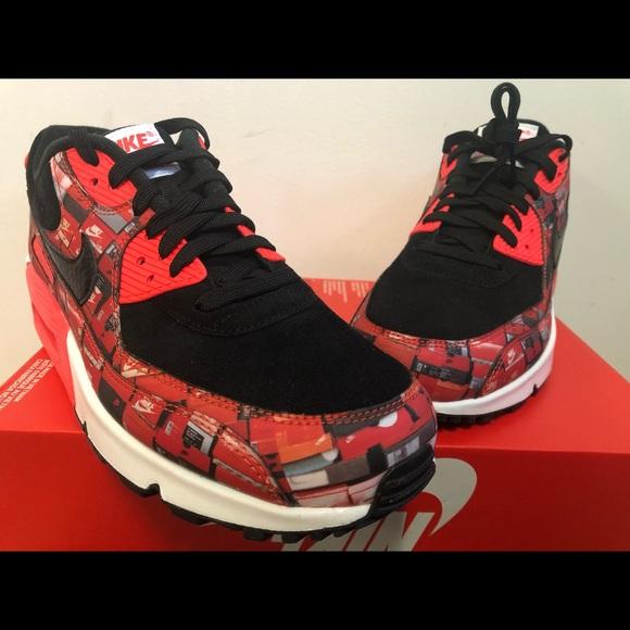 premium selection 90eb5 0e2dc Atmos X Nike Air Max 90 Print We Love Nike. M 5c5b85dd619745da7b9e616e